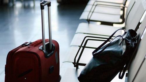 bagagli per il viaggio
